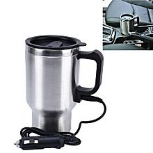 Stainless Steel Electric Smart Car Heater Mug