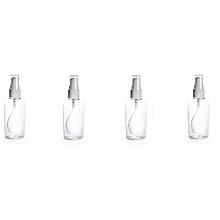 4 Pack 30ml Spritz Bottles