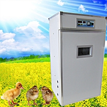 Automatic 1232 Eggs incubator+Inbuilt Hatcher