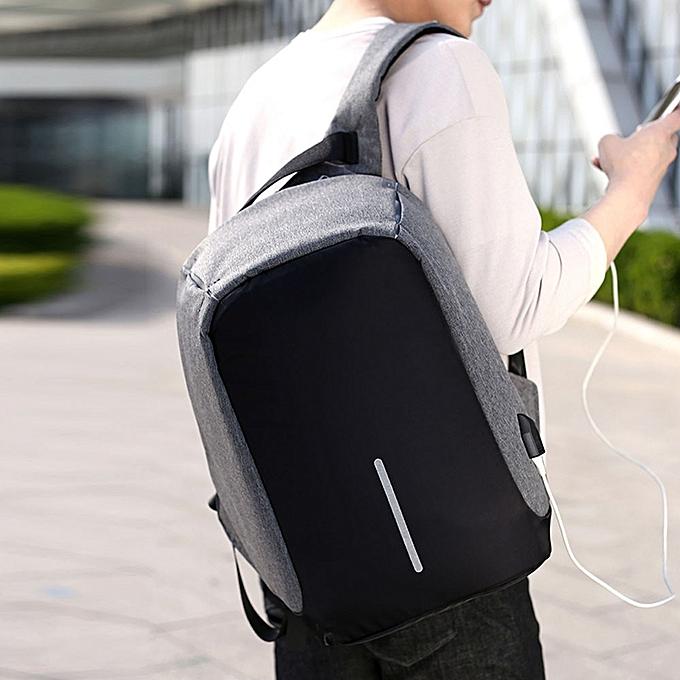 ... huskspo Men Portable Backpack Computer Bag School Backpacks Business Travel  Bags GY ... 4ffd580315153