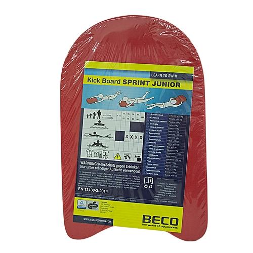 Kick Board Sprint Junior- 9684red-