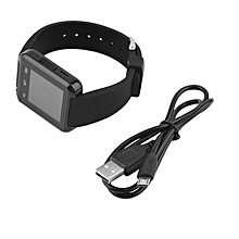 Bluetooth Smart Watch For Android Phone - Black
