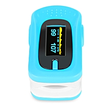 Unisex Blood Oxygen Spo2 Saturation Device - Blue