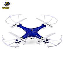 Huanqi 897B002 2.4G 4CH 6-Axis Gyro 1.0MP Camera RTF Remote Control Quadcopter Drone Toy-BLUE