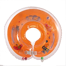 Baby Kids Infant Swimming Neck Float Inflatable Tube Ring Safety New Neck