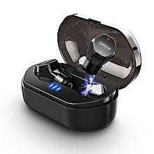 [Truly Wireless] Joyroom E3 Dual Bluetooth Earphone HIFI Call Siri IPX7 Waterproof With Chaging Box