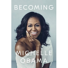 BECOMING -Michelle Obama