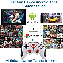 Gen Game S5 Wireless Bluetooth Game Controller Gamepad For Android IOS Cellphone