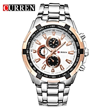 Top Luxury Brand Watch Famous Fashion Sports Men Quartz Watches Mens Trend Wristwatch Gift For Male