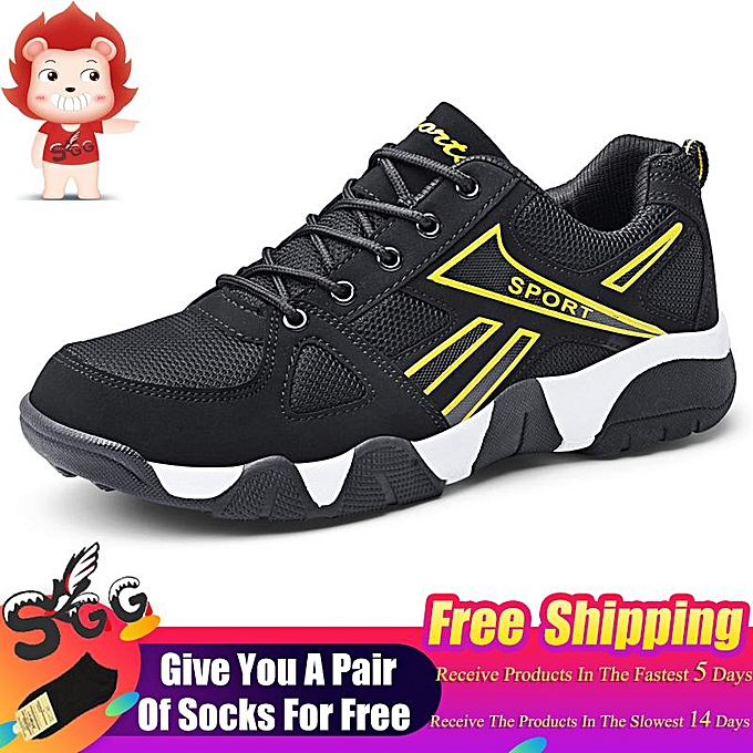 53ed1cfb5231 SGG 2019 New Spring and Autumn Mesh Travel Casual Men Sneakers Shoes Men  Casual Men Shoes