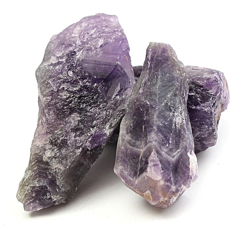 100g Natural Purple Amethyst Point Quartz Crystal Rock Stone Mineral  Specimen