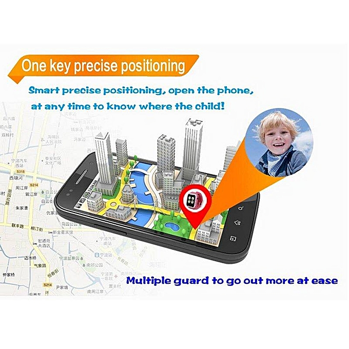 14ccc7c68f0d7b ... C3 Touch Screen Smart Watch Waterproof Band GPS+LBS Locator Tracker SOS  Call For IOS