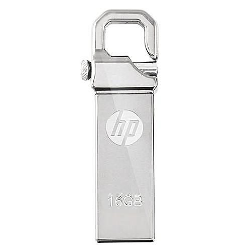7fc3f48badd HP Flash Disk V250W -16GB- Silver   Best Price