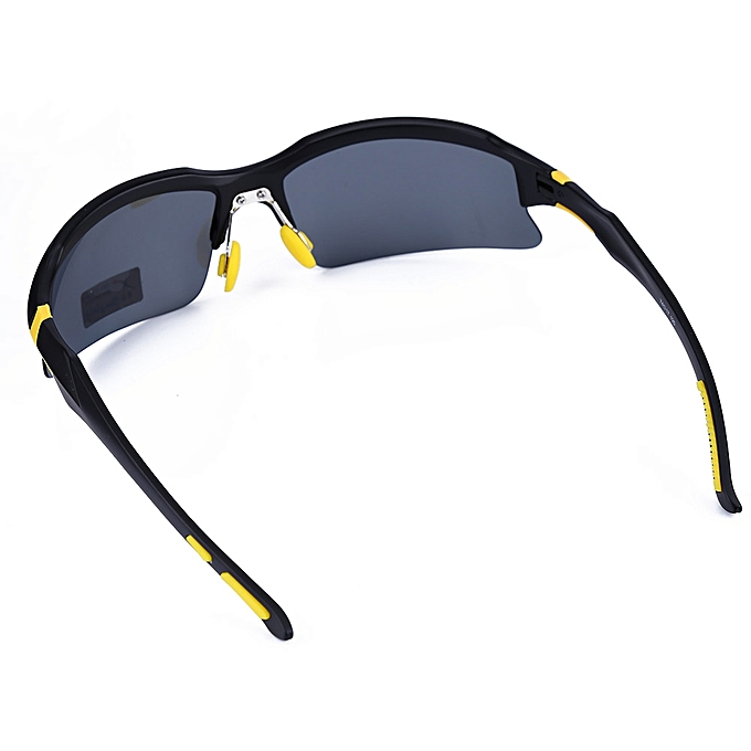 863ebe5e93 Generic Professional Polarized Cycling Glasses - Black And Yellow ...
