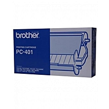 PC 401 - Thermal Transfer Ribbon - Black