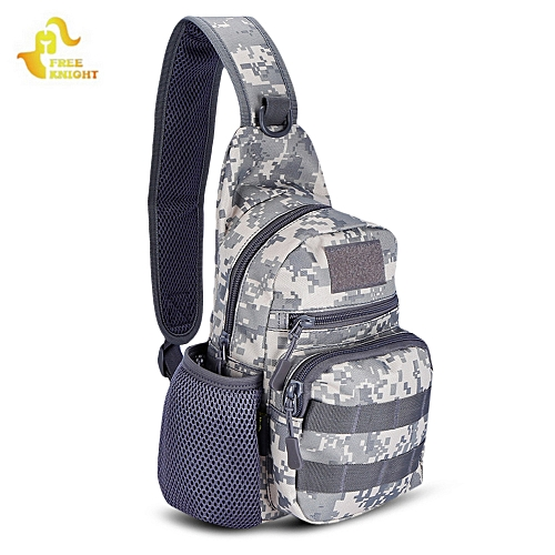 8b307b52a8b4 Buy Free Knight Tactical Molle Single Shoulder Bag Chest Pack - ACU ...