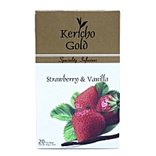 Strawberry & Vanilla-40g