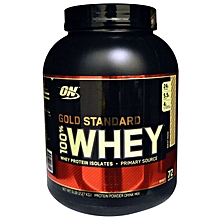 Gold standard whey protein 100% whey,rocky road-5LB