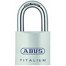 High Security Titalium Aluminum Alloy Padlock