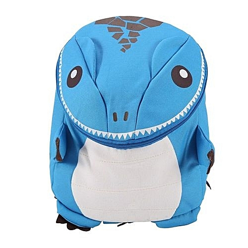 UNIVERSAL TMISHION 3D Dinosaur Backpack For Boys Children Kids kindergarten  Small School Bag  Blue b5de6adc4c3e4