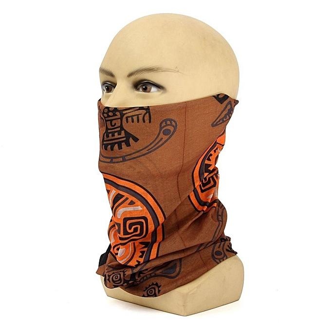 Multi Colors Tube Scarf Bandana Head Face Mask Neck Gaiter Snood Headwear  Beanie  21 df9c80631