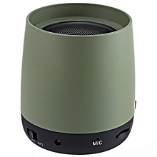 PQ-01 Mini Wireless Bluetooth 2.1 Exhaust Pipe Cup Shape Boombox Sound Speaker Music Player