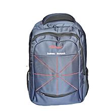Navy Blue Large Laptop Bag (Business Backpack)