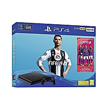 Sony Ps4 500 GB With FIFA 19