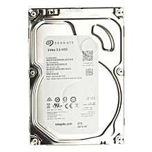 "Seagate SkyHawk 3.5""  4TB Video Hard Drive - Silver"
