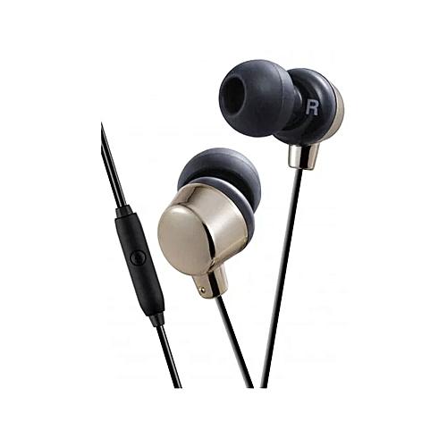 HA-FR41 Inner Ear Earphone - Gold