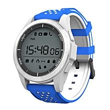F3 Sports rtwatch Bluetooth 4.0 IP68 Waterproof Remote Camera Sedentary Reminder Sleep Monitor Pedometer