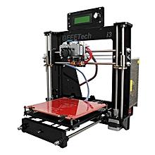 Unassembled DIY Geeetech I3 Pro C Dual Extruder 3D Printer Kit Support 5 Filament