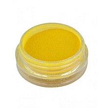 Yellow Acrylic Polymer For Nails/Coloured Acrylic Powder For Nails- 5g