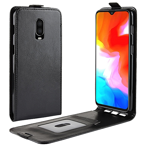buy online 33c9d 1f59e Oneplus 6T Leather Case,Magnetic Flip Case with Card Slot