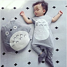 Fashion  Baby Explosion Models Cartoon Chinchillas Leotard Haren Baby Climbing Clothes With A Hat