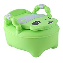 Cow Shape Children Baby Potty Training Toilet Infants Toddler Child Pot Toilet