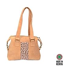 Leather ladies handbag- Zawadi