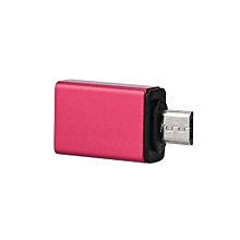 Micro USB To USB OTG Mini Adapter Converter For Android SmartPhone