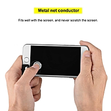 Game Joystick Mini Tactile Shooter Mobile Phone Touch Screen Game Joystick Grip for Smart Phone/ Tablet