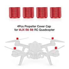4Pcs Propeller Cover Cap for B6 B8 RC Quadcopter Drone