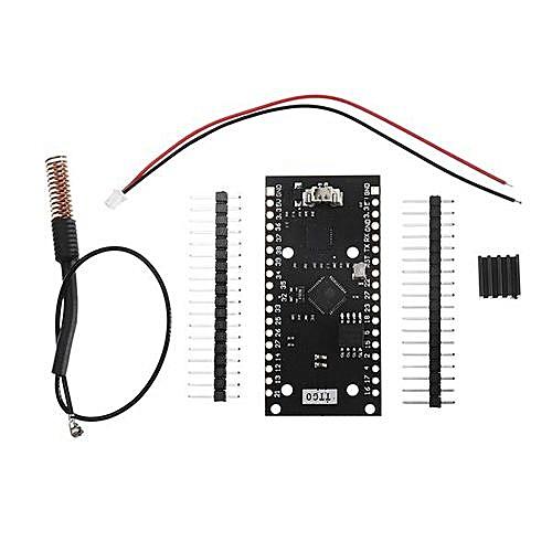 ESP32 SX1278 Bluetooth WIFI Lora Internet Antenna Development Board For  Arduino Black