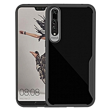 "Huawei P20 Pro Case , [Ultra Thin] [Slim Fit] Soft TPU Rubber Shock-Absorption Bumper Anti Scratch Full Protective Cover Case For Huawei P20 Pro 6.1"" 270180 c-2 (Color:Main Picture)"