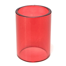 Replacement Round Pyrex Glass For KANGERTECH Subtank PLUS Vibrant Colours Red