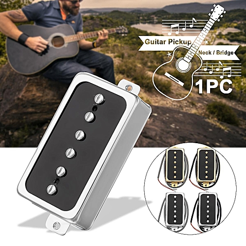 Generic Humbucker Single Coil Pickup Cover Neck For Les Paul Pl