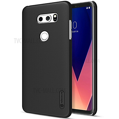new style 6fc87 80fd8 Nillkin Cases back Cover LG G6 - Black