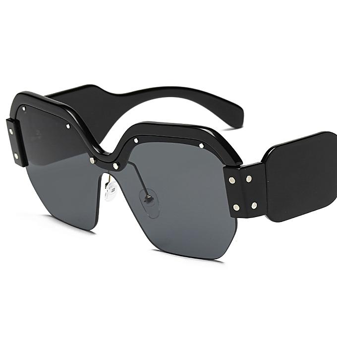 Mode Freizeit Reise Personality Fahren Sonnenbrillen,White
