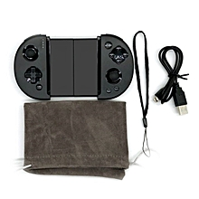 CO M1 Compact Size Extensible Design Wireless Bluetooth Game Controller Joystick-black