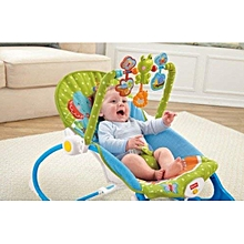 Infant To Toddler Butterfly Baby Rocker ( 0+ months) - (Big Size)