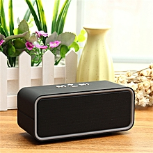 LEORY C200 New Arrival Outdoor Wireless Bluetooth Speaker Portable Mini Subwoofer Loudspeaker for Phone PC TF Support