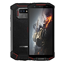 DOOGEE S70 Lite Rugged Phone, 4GB+64GB, IP68 Waterproof Dustproof Shockproof, 5500mAh Battery, Dual Back Cameras, Fingerprint Identification, 5.99 inch Android 8.1 MTK Helio P23 Octa Core up to 2.5GHz, Network: 4G(Red)